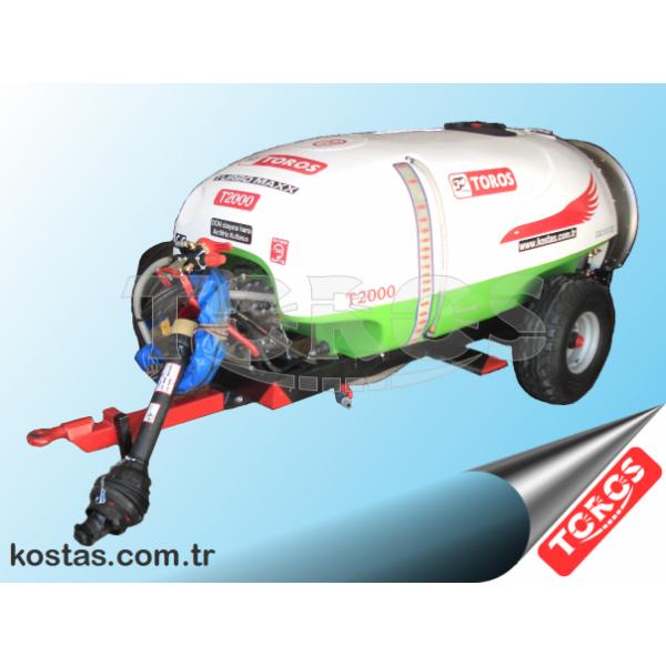 Toros T2000 2000 Lt. Turbo