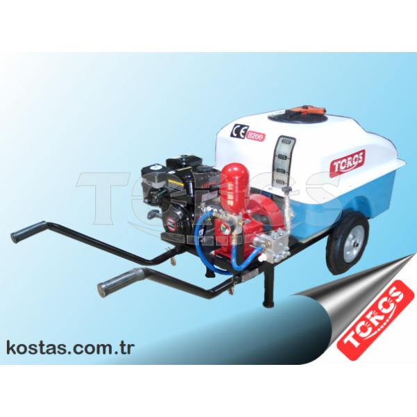 Toros B200 200 Lt. Benzinli